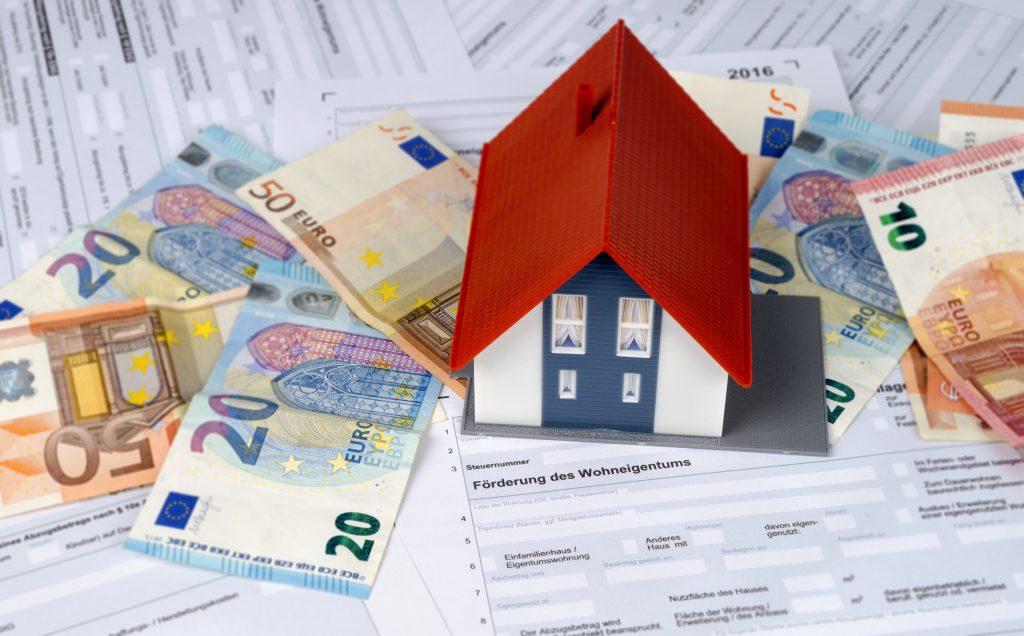 Die steuerliche Förderung von Wohneigentum.